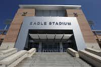 Allen High School's new stadium cost $60 million dollars to build.