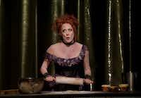 Karen Ziemba as Mrs. Lovett