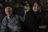 Tom Chivers and his wife of  52 years, Lori, have been so persistent in their pursuit of clues into their daughter's 1989 killing that they've devoted a room in their Carrollton home to collecting carefully catalogued documents.