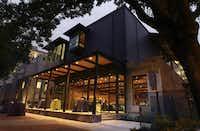 The Briscoe Western Art Museum in San Antonio, Texas.