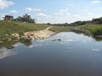 Mission Reach, a southern extension of San Antonio's River Walk, is also an ambitious restoration of a section of river that had been converted to a drainage ditch for flood control in the 1950s.
