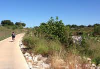 Mission Reach, a new section of San Antonio's River Walk, connects the city's collection of historic missions and enhances a major ecosystem restoration project.