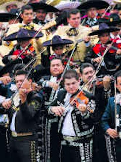 Mariachi's hometown, Guadalajara, echoes with joyful music, heritage