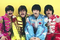 Beatles tribute band Liverpool Legends will be joined by 100 choir and 50 band students from DeSoto and neighboring school districts for the first half of a concert March 3 at  DeSoto High School. George Harrison's sister, Louise Harrison, hand-picked three of the four members when the band formed.(File 2008)