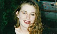 In July 1997, Kelli Cox called her boyfriend from a Denton payphone when she realized she had locked her keys in her car following a University of North Texas field trip to the city jail. She was gone when he arrived to help and has not been seen or heard from since.(File - Courtesy)