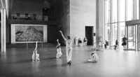 Contemporary Dance/Fort Worth performed Saturday at the Modern Art Museum.