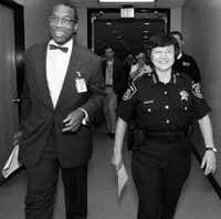 Dallas County Commissioner John Wiley Price and Sheriff Lupe Valdez headed to a news conference where the news was good: For the first time since 2003, the jails passed inspection.