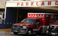 Members of Parkland Memorial Hospital's governing board met privately with Dallas County commissioners on Tuesday to discuss how to correct serious threats to patient health and safety and avoid losing millions in federal funding.
