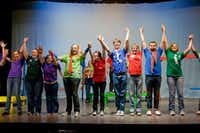 "Creative Arts Theatre and School's show ""Free To Be ... You and Me"" will be performed by former students Jan. 3-4, at the Mosaic in Arlington."