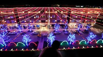 Frisco gets into the holiday spirit as Christmas in the Square ...
