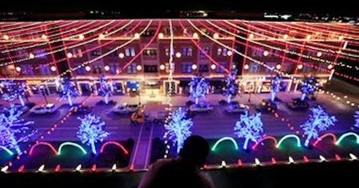 Frisco gets into the holiday spirit as Christmas in the Square kicks ...