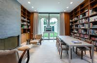 A study/library in the home(Courtesy of the Mathews-Nichols Group )