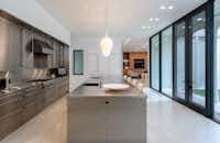 Inside the kitchen(Courtesy of the Mathews-Nichols Group )