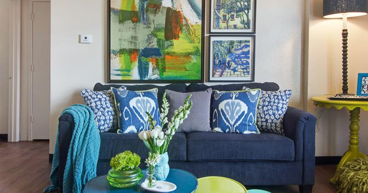 Nonprofit Group Of Interior Designers Help Single Mom Feel More At Home In New Apartment