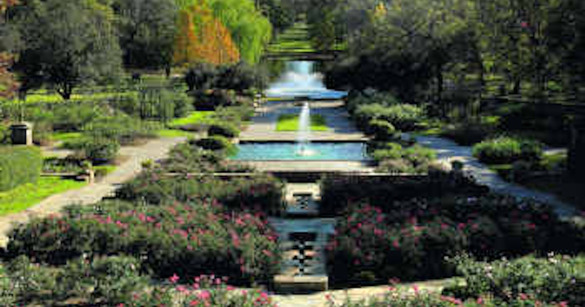 The story behind Fort Worth Botanic Garden\'s national designation as ...