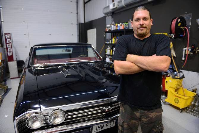 Toyota Of Rockwall >> Royse City resident turns his hobby for restoring cars ...
