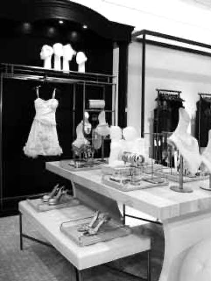 With In Store Boutique Nordstrom Takes The Plunge Into Bridal