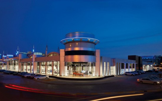 BMWs largest dealership in the world opens in Abu Dhabi