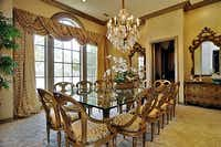 One of the home's dining areas(Ebby Halliday)