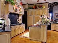 The open kitchenEbby Halliday