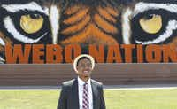 Darius Brown was tapped for Lancaster's talented and gifted program in elementary school.(David Woo/Staff Photographer)