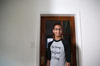 """<p><span style=""""font-size: 1em; line-height: 1.364; background-color: transparent;"""">Ahmed Mohamed has an invitation to visit the headquarters of Facebook and Twitter this summer.</span></p>(Rose Baca/Staff Photographer)"""
