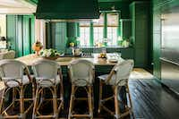 Bill Ingram designed the kitchen at the Southern Living 2016 Idea House. (Laurey Glenn)