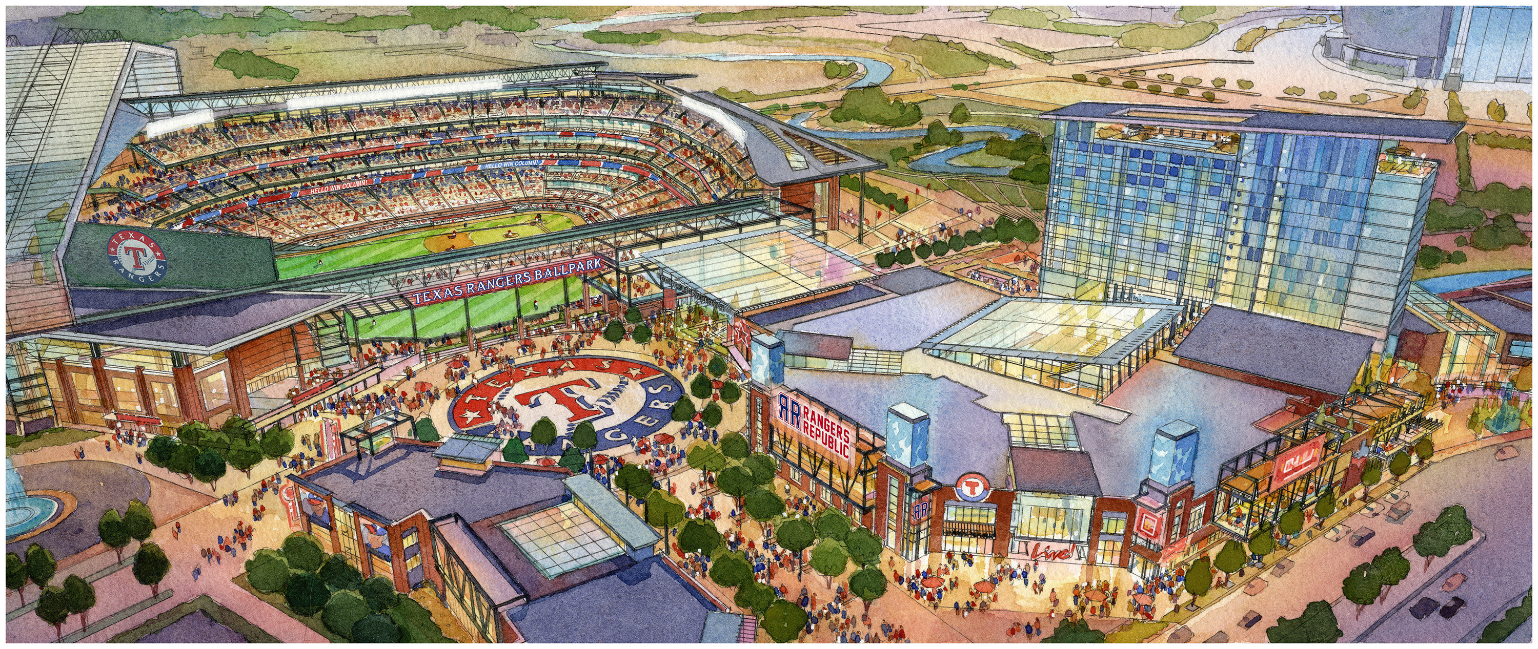 battle lines forming for texas rangers stadium election  battle lines forming for texas rangers stadium election 500 million public subsidy arlington dallas news