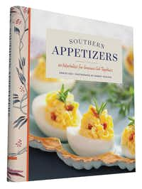 "The cover of ""Southern Appetizers"" by Denise Gee, photographs by Robert Peacock (Chronicle Books, 2016). (Chronicle Books)"