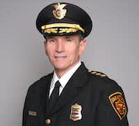 Chief William McManus(San Antonio Police Department)