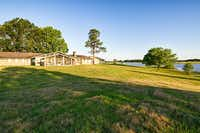 The Broseco Ranch property includes a guest lodge and lake house.Broseco Ranch
