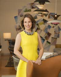 Catherine Marcus Rose, president of the Dallas Museum of Art Board of Trustees. (Gittings/Gittings)