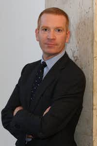 Dallas Museum of Art senior curator of contemporary art, Gavin Delahunty(Dallas Museum of Arts)
