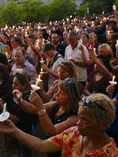 Finding growth in tragedy shows the power of the human spirit