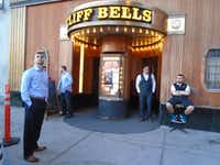 Catch terrific live jazz at legendary Cliff Bells in Downtown Detroit.(Robin Soslow)