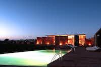 "Tierra Atacama is an ultra-modern luxury hotel a half-mile from San Pedro de Atacama in northern Chile.(<p><span style=""font-size: 1em; line-height: 1.364; background-color: transparent;"">SEBASTI N SEP LVEDA VIDAL</span><br></p><p></p>)"