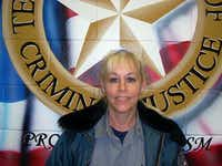 TDCJ Officer Mari Johnson(Photo courtesy of the Texas Department of Criminal Justice<div><br></div>)