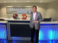 Greg Brown, president and CEO of Learfield, at the company's headquarters in Plano.(Learfield )