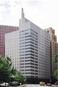 Corrigan Tower has been vacant for a decade.(City of Dallas)