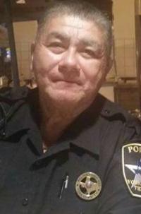 <p>Yorktown Police Chief Paul Campos<br></p>Facebook