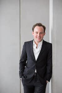 Scott Rothkopf, who grew up in Dallas, is now chief curator at the Whitney Museum of American Art in New York. (Scott Rudd/Whitney Museum of American Art)