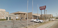<p>A 7-year-old autistic girl disappeared from this motel in Amarillo Tuesday. Authorities found the body of a young girl in a lake behind the motel Wednesday.</p>((Google Maps))