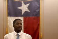 "<p><span style=""font-size: 1em; line-height: 1.364; background-color: transparent;"">Johnathan Turner looked toward Troy Causey Jr.'s family after pleading guilty to manslaughter in exchange for seven years' deferred adjudication in Dallas on July 6, 2015.&nbsp;</span></p>(<p><span style=""font-size: 1em; line-height: 1.364; background-color: transparent;"">File Photo/Rose Baca</span><br></p><p></p>)"