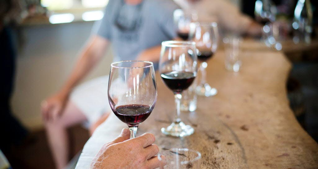 How to see 7 top texas wineries in one hill country weekend travel bending branch winery solutioingenieria Images