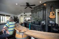 The tasting room at Bending Branch Winery in Comfort, Texas.(Bending Branch Winery)