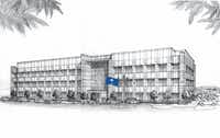 KOA Partners is developing a medical building in the Pate Ranch project in southwest Fort Worth.(KOA)
