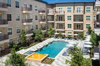 The Jefferson Las Colinas apartments opened last year.(JPI)