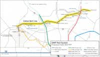 Cotton Belt Corridor(City of Plano )