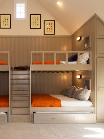Bunk Beds Are Making A Big Comeback And Not Just With Kids Home
