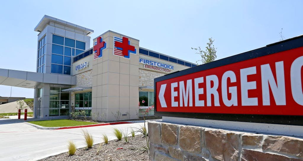 Are free-standing emergency rooms helping only the wealthy? | Health ...